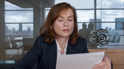Isabelle Huppert in Michael Hanekes
