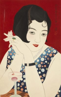 Kobayakawa Kiyoshi: Tipsy, 1930