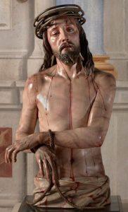 Pedro Mena: Cristus