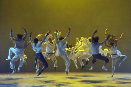 Bild: aus der Choreografie