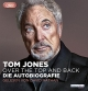 Cover: Tom Jones. Over the Top and Back - Die Autobiografie. Random House Audio, München, 2016.