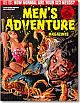 Cover: Max Allan Collins (Hg.) / Richard Oberg (Hg.). Men's Adventure Magazines in Postwar America - The Rich Oberg Collection. Taschen Verlag, Köln, 2004.