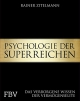 Cover: Psychologie der Superreichen