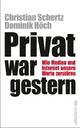Cover: Privat war gestern