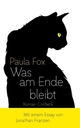 Cover: Was am Ende bleibt