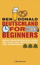 Cover: Deutschland for Beginners