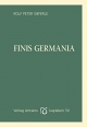 Cover: Finis Germania