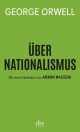 Cover: Über Nationalismus