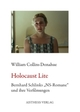 Cover: Holocaust Lite