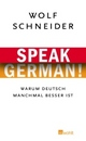 Cover: Speak German!