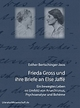 Cover: Frieda Gross und ihre Briefe an Else Jaffé