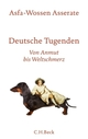 Cover: Deutsche Tugenden