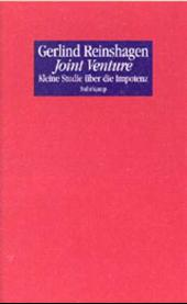 Cover: Joint Venture