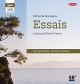 Cover: Michel de Montaigne. Essais  - 1 mp3-CD. Der Audio Verlag (DAV), Berlin, 2016.